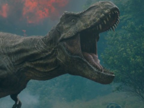 Hold Onto Your Butts: 'Jurassic World: Fallen Kingdom' Trailer Is Here