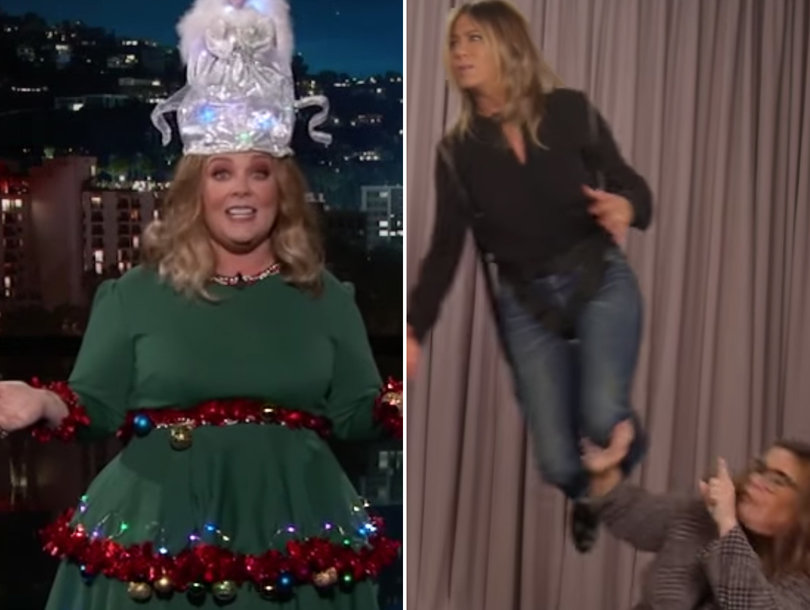 5 Times Melissa McCarthy Made Us LOL Guest Hosting 'Jimmy Kimmel Live'