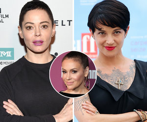 Rose McGowan, Asia Argento Bash Alyssa Milano for Supporting Weinstein's Wife