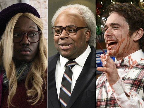 James Franco 'SNL' Sketches Ranked From Worst to First
