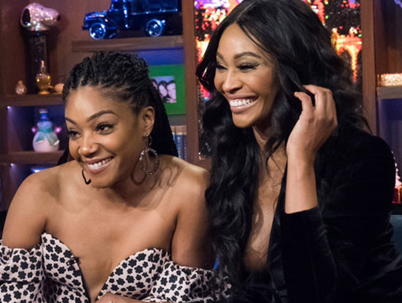 Tiffany Haddish Critiques NeNe Leakes' Stand-Up and 6 More Juicy 'WWHL' Nuggets