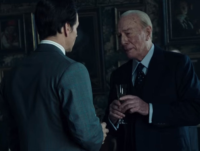 Kevin Spacey's 'All the Money in the World' Replacement Scores Golden Globe Nom
