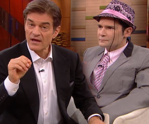 Corey Feldman Proves on 'Dr. Oz' He Named Hollywood Pedophile in 1993