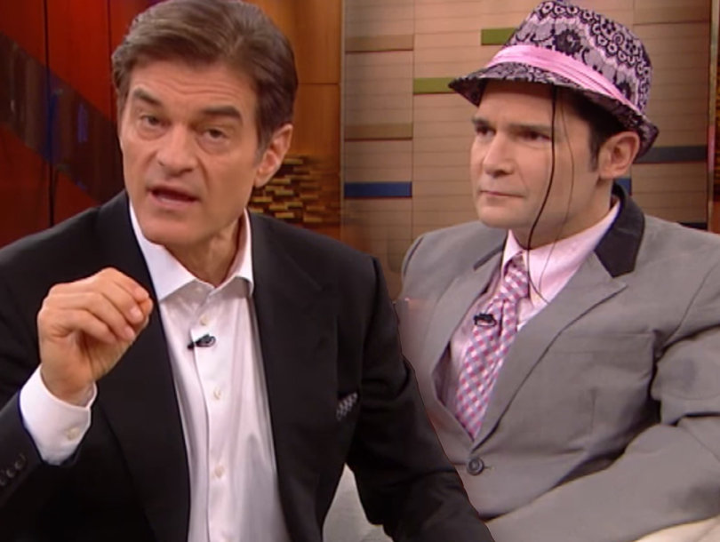 Corey Feldman Proves on 'Dr. Oz' He Named Hollywood Pedophile in 1993 and Cops Did Nothing