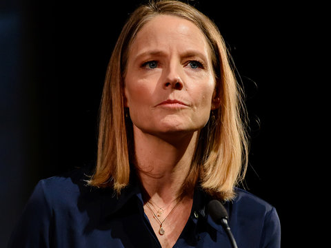 Jodie Foster Wants 'More Complicated Dialogue' About #MeToo Movement