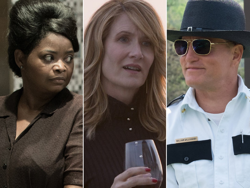 How Golden Globes Nominees Are Rejoicing on Twitter