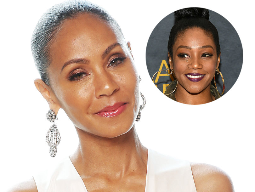 Jada Pinkett Smith Trashes Golden Globes Over Tiffany Haddish Snub