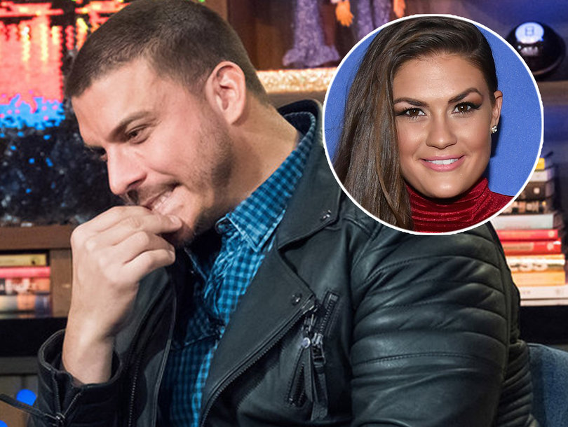 'Vanderpump Rules' Star Jax Taylor Confronted About Cheating on 'WWHL': 'I Deserve All This'