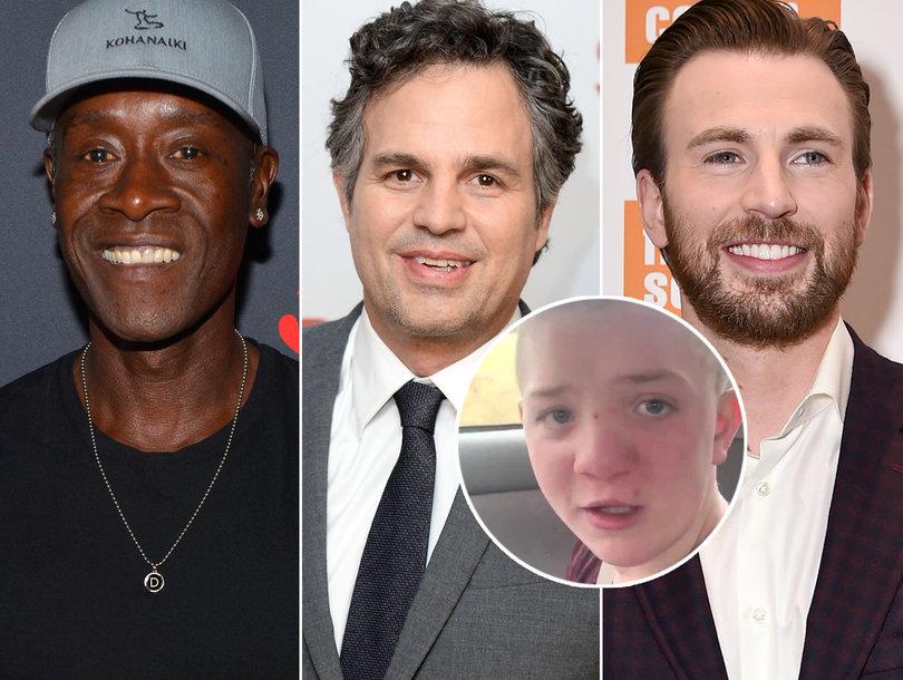 'Avengers' Stars in Civil War Over Bullied Teen Keaton Jones' Premiere Invite