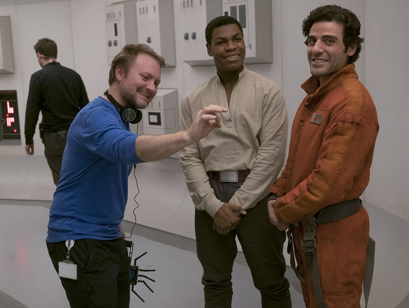 'The Last Jedi' Needs to Be Last 'Star Wars' Movie Without an Out Gay Character