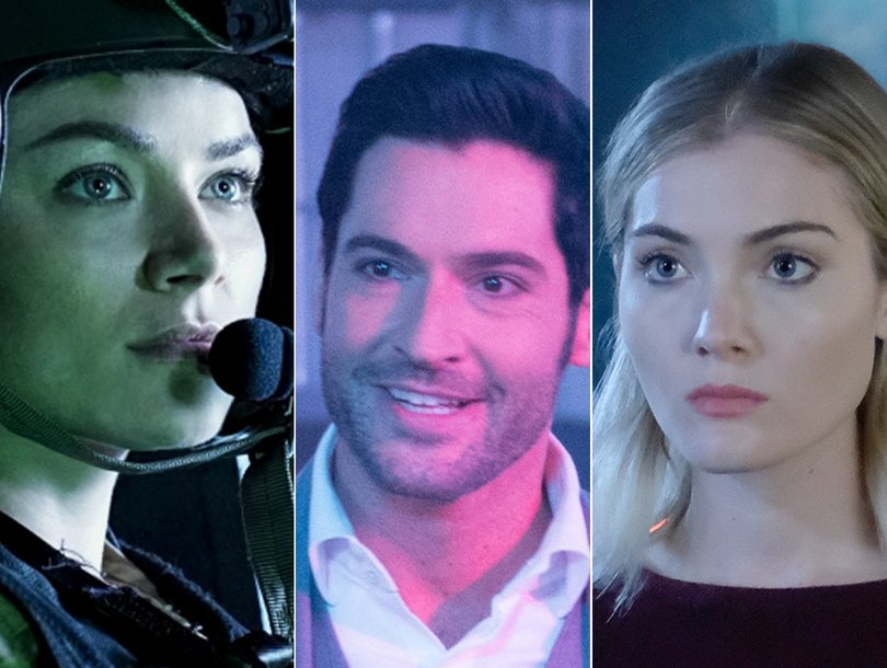 Finale Frenzy: Wolverine Connection on 'Gifted,' Face Talk on 'Valor' and Cain Joins 'Lucifer'