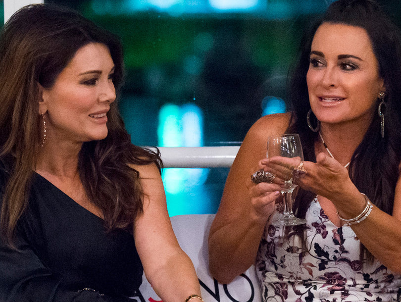 'RHOBH' Tea Time: The Ladies Take Vegas In Season 8 Premiere - 'It's a Recipe for Disaster'