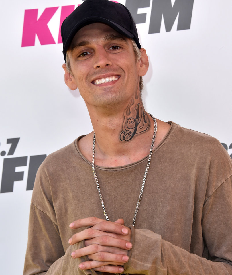 Why Aaron Carter Is 'Kind of Like' Taylor Swift and Surprised to Be Alive