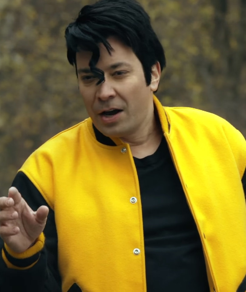 Jimmy Fallon Channels Charlie Brown in 'Riverdale' Parody Mashup