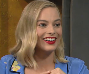'What!?': Margot Robbie Reacts to SAG Nomination in Middle of Interview