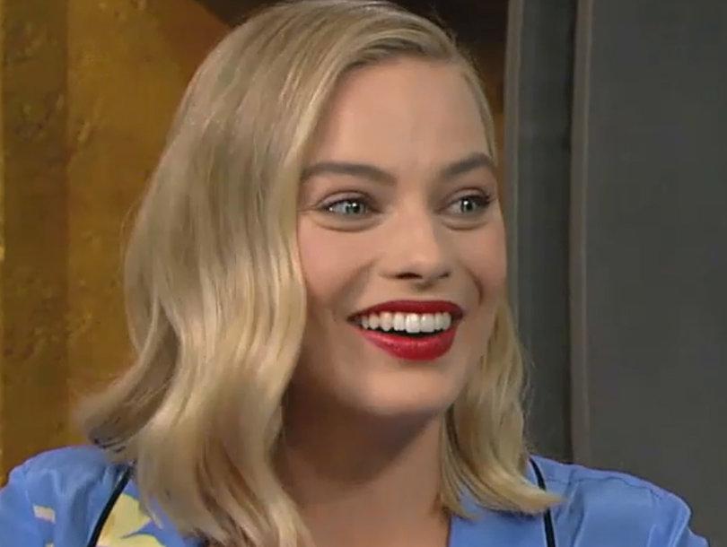 'Oh My God! What!?': Margot Robbie Learns of SAG Awards Nomination in Middle of Interview