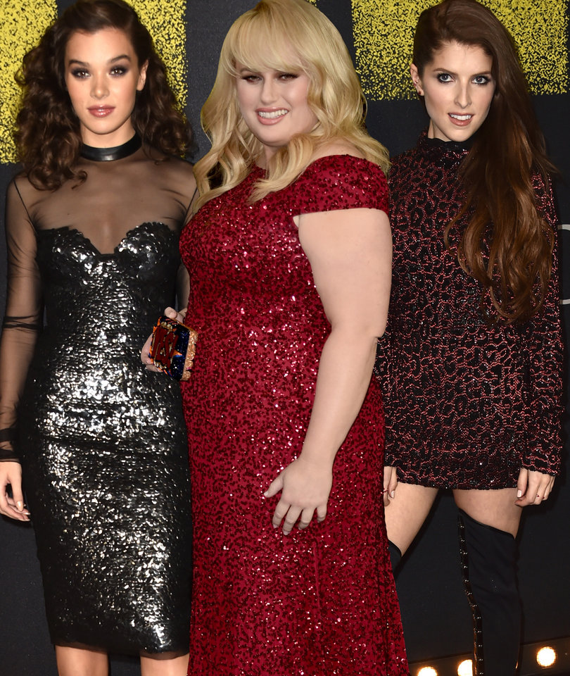 All the Photos You Need to See From the 'Pitch Perfect 3' Premiere