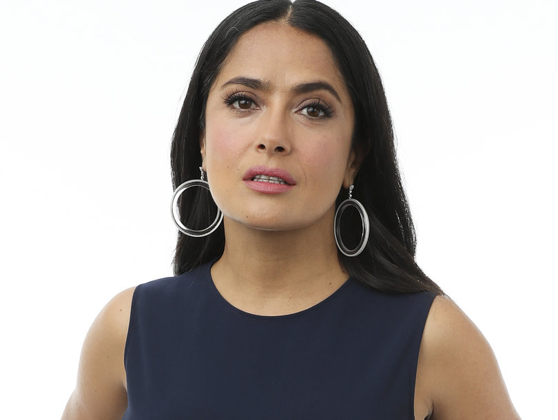 Salma Hayek Alleges More Weinstein Horrors and Threats: 'I Will Kill You'