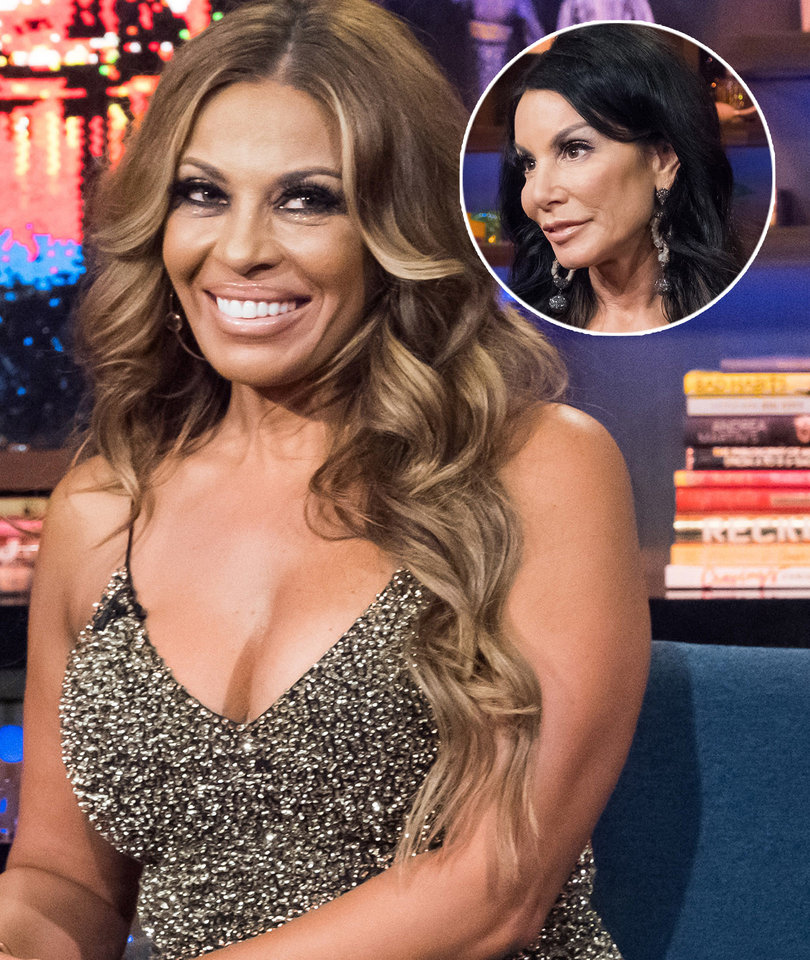 'RHONJ' Star Dolores Catania Drags Danielle Staub on 'WWHL'