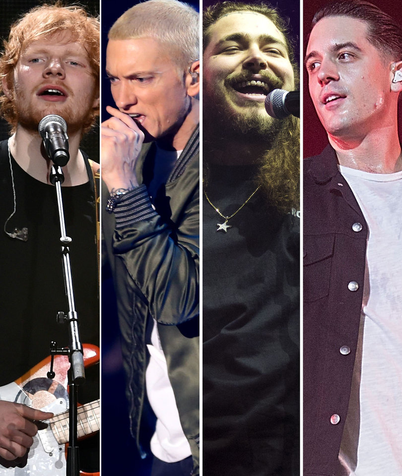 7 Songs You Gotta Hear: Ed Sheeran, Eminem, Post Malone