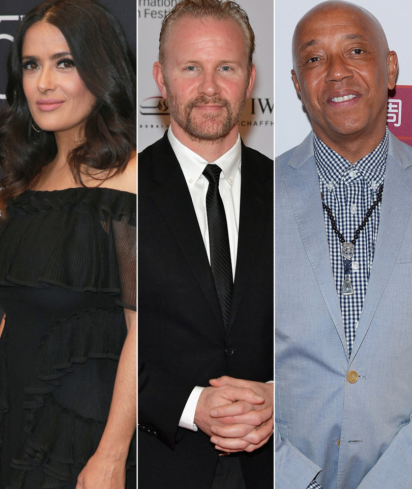 Harvey Weinstein and Russell Simmons Deny, Morgan Spurlock Confesses