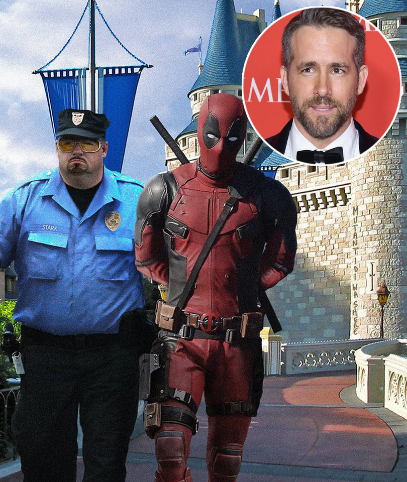 Disney Just Bought Fox and Ryan Reynolds' Deadpool Is Already in Trouble