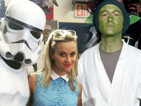 19 Stars Who Love 'Star Wars' As Much as You Do