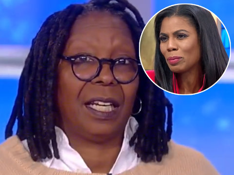 'The View' Shades 'Nasty' Omarosa After White House Departure