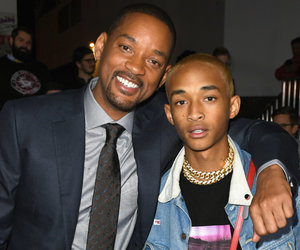 Jaden Smith Joins Dad Will Smith at His 'Bright' Premiere