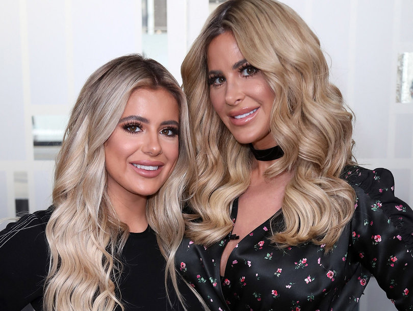 Brielle Biermann Says Critics of Relationship With Mom Can 'F-ck Off'