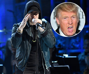 Eminem Compares Donald Trump to Hitler on 'Revival,' Raps About Daughter Hailie