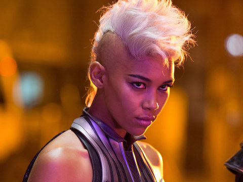 'X-Men' Star Calls Out Fan's 'Racism' After Twitter War Erupts Over Storm