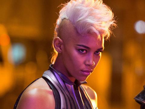 'X-Men' Star Calls Out Fan's 'Racism' After Twitter War Erupts Over Storm