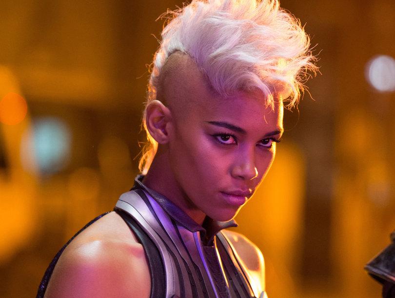 'X-Men' Star Calls Out Follower's 'Racism' After Twitter War Erupts Over Storm