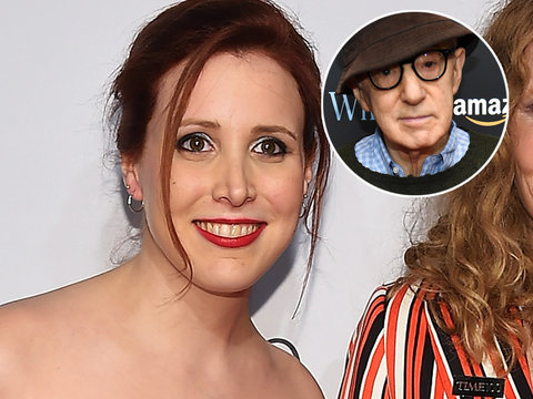 Dylan Farrow Is 'Triggered' by Praise for Woody Allen
