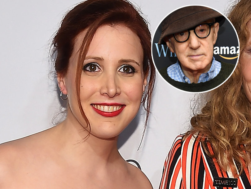 Dylan Farrow Is 'Triggered' by Praise for Woody Allen: 'The Man Who Stole My Childhood'