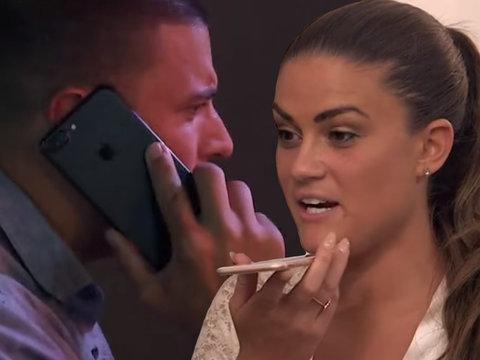 'Vanderpump' Feud: Why's Jax Telling Brittany to 'Shut Up'?