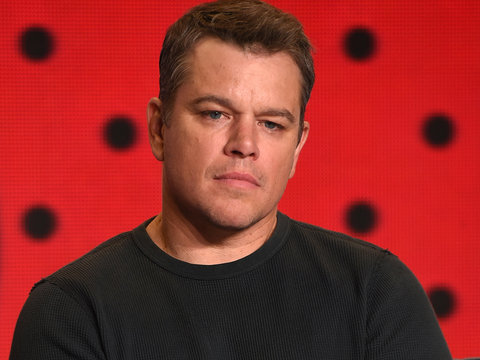 Matt Damon Defends Louis C.K. and Pays Off Hypothetical Accuser