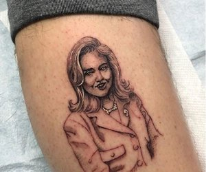 Which Star Just Got a Hillary Clinton Tattoo?