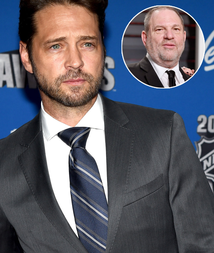 Why Jason Priestley Punched Harvey Weinstein In the Face Back In 1995