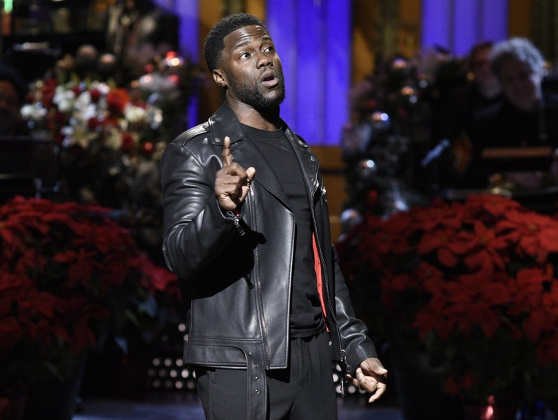 Kevin Hart's 'Sexist' Monologue on 'Saturday Night Live' Fires Twitter Up