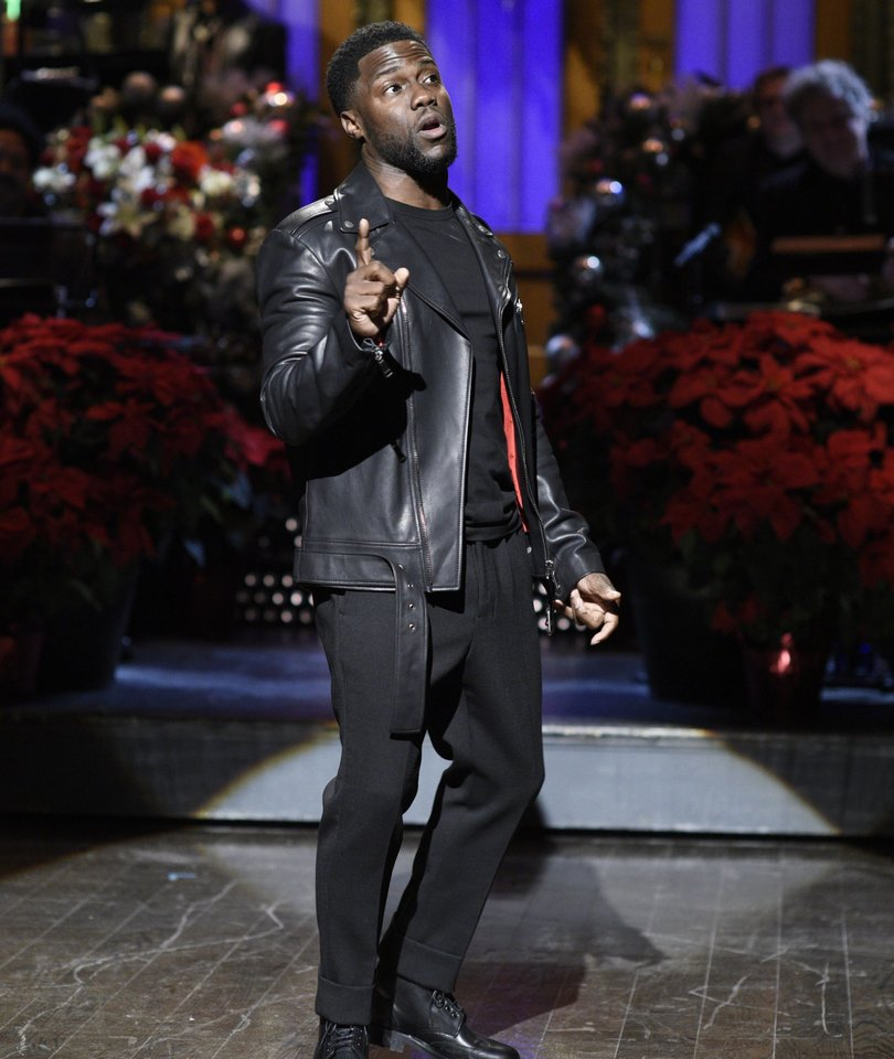 Kevin Hart's 'Sexist' Monologue on 'SNL' Fires Twitter Up