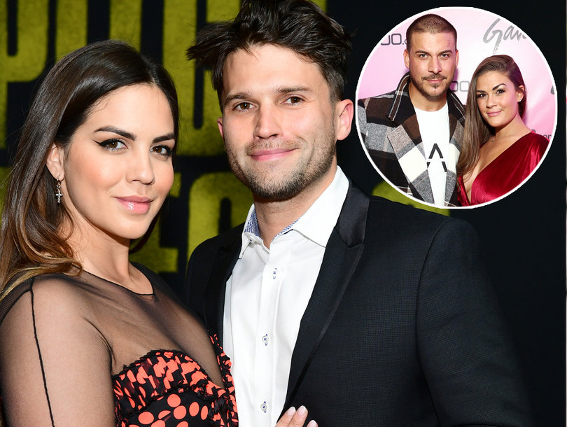 'Vanderpump' Couple Katie Maloney, Tom Schwartz Divided Over Brittany Taking Back Jax After Cheating (Exclusive)