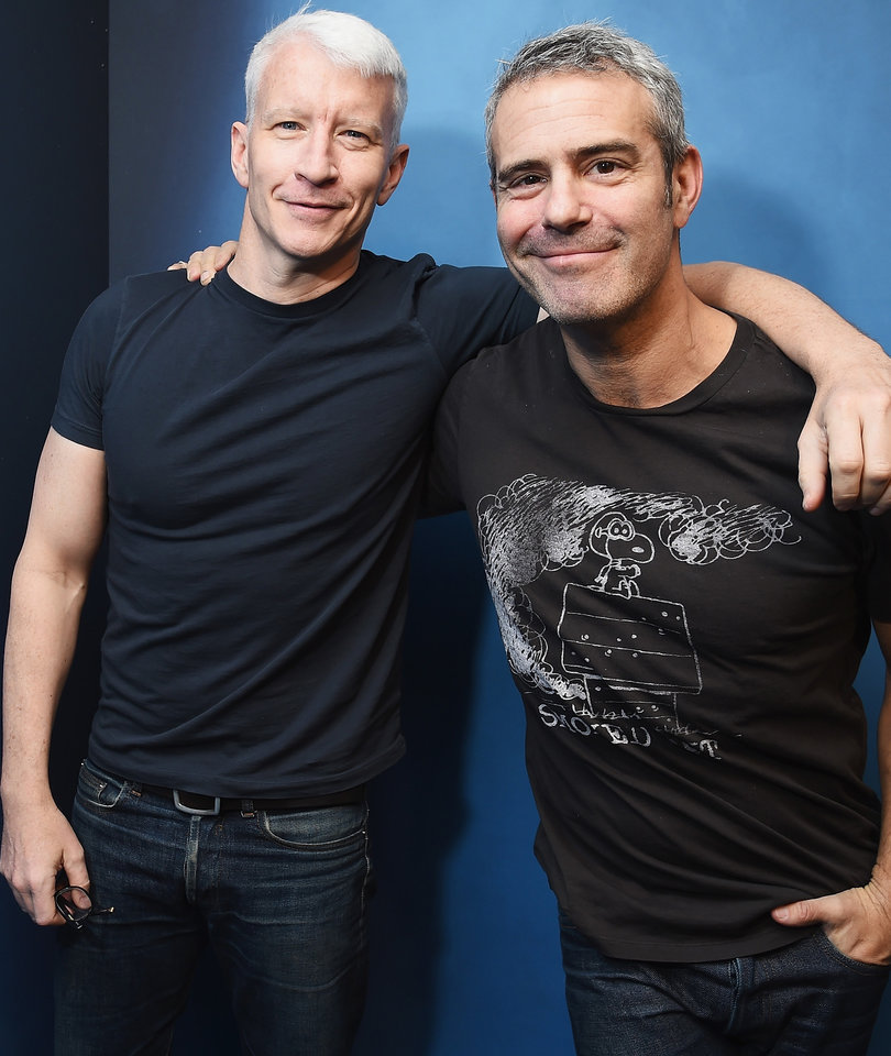 Anderson Cooper, Andy Cohen Reveal Who Has 'Higher Freak Number in Bed'