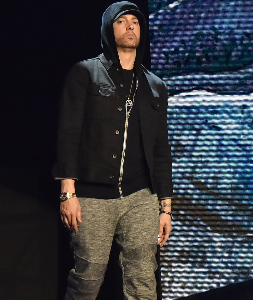 5 Ways Eminem Unloaded on Trump, Fox News and Critics of NFL Kneelers