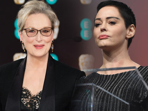 Meryl Streep Says It 'Hurt to Be Attacked By Rose McGowan' Over Harvey Weinstein