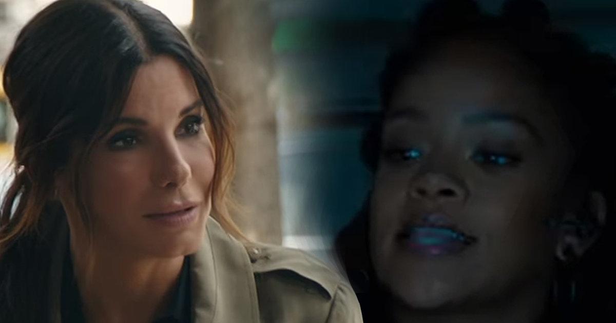 Ocean\'s 8\' Trailer: Sandra Bullock Leads an All-Female Heist With ...