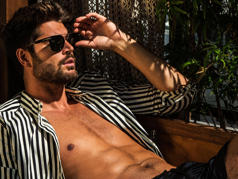 Instagram Adonis and Actor Nick Bateman Answers Age-Old Question: Would He Sell His Sperm?