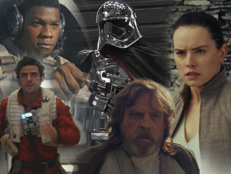 9 Easy Ways 'Star Wars: The Last Jedi' Could Have Been Improved