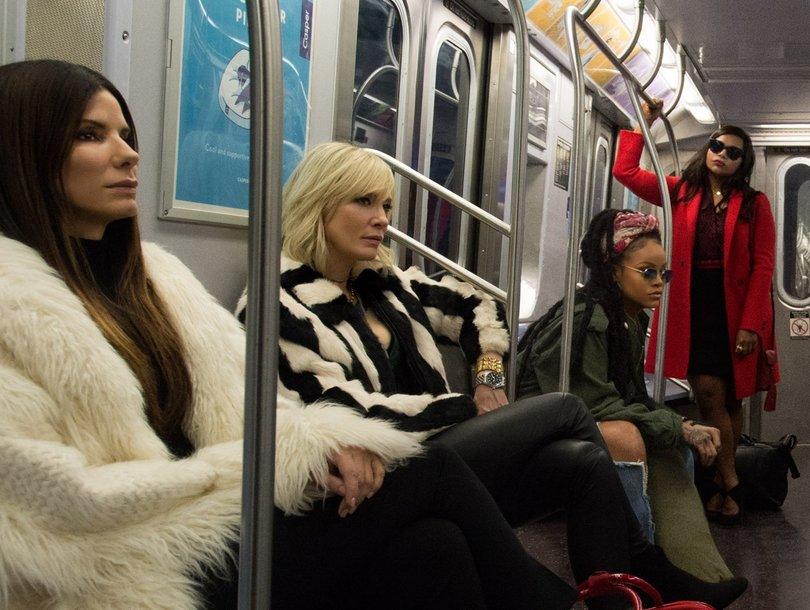 'Ocean's 8' Trailer: Sandra Bullock Leads an All-Female Heist With Rihanna, Sarah Paulson, Cate Blanchett